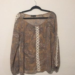 Tops - Multi colored blouse